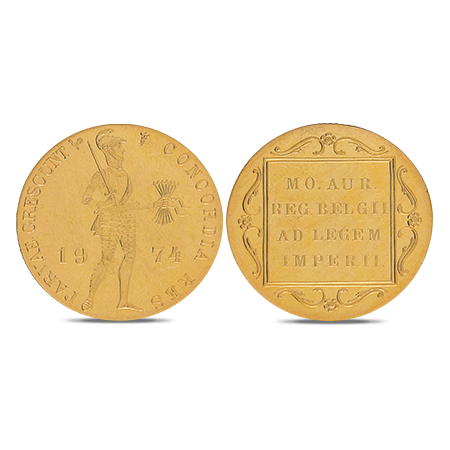 Gouden dukaat Nederland