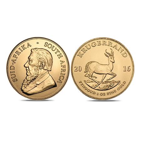 Krugerrand goud