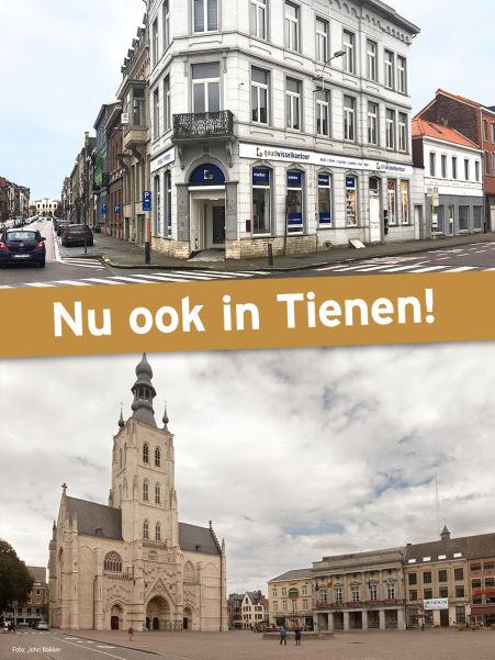 Goudwisselkantoor opent vestiging in Vlaams Tienen