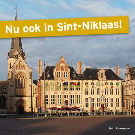 Goudwisselkantoor ook in Sint-Niklaas (BE)