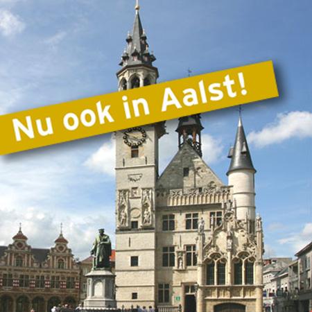 Goudwisselkantoor ook in Aalst (BE)