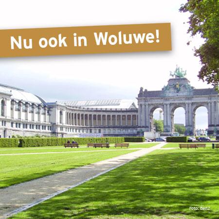 Ons nieuwe kantoor in Woluwe