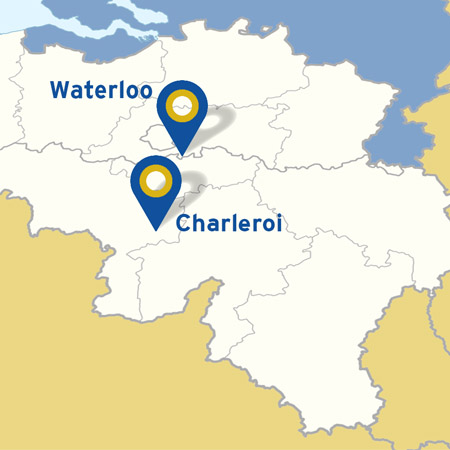 Goudwisselkantoor naar Franstalig België