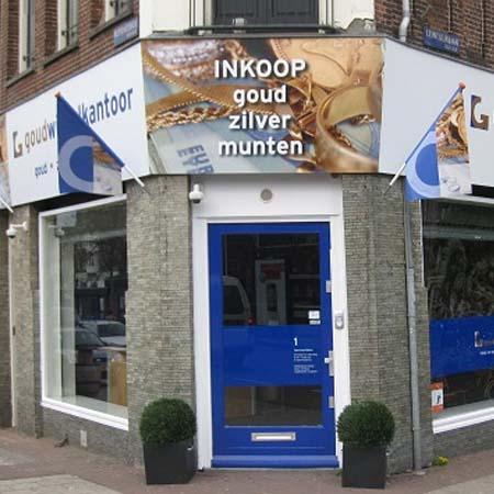 Goud verkopen in Amsterdam