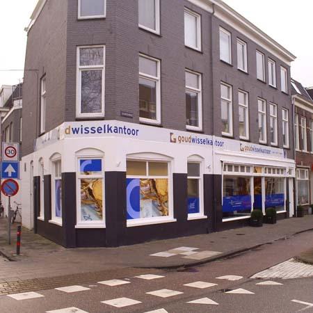 U wilt uw goud verkopen in IJmuiden