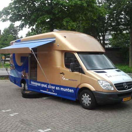 Goud verkopen in Hoogerheide