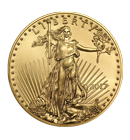 Gouden American Eagle