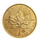 Maple Leaf goud