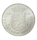 Zilveren guldens Nederland